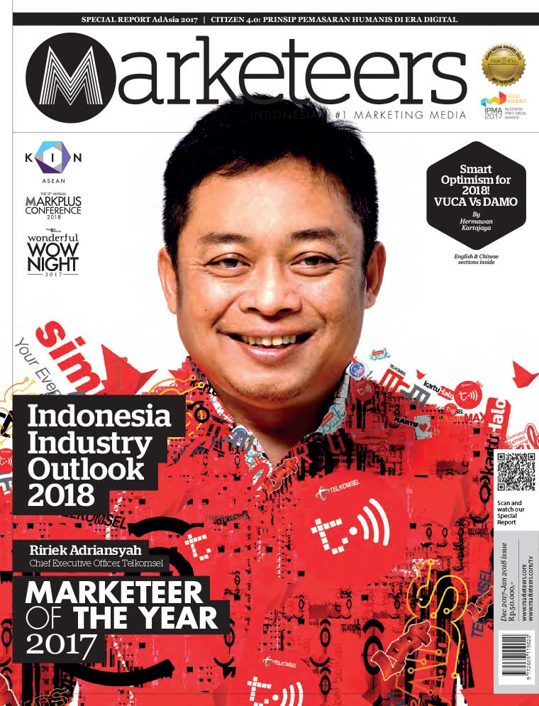 Marketeers Digital Magazine December 2017