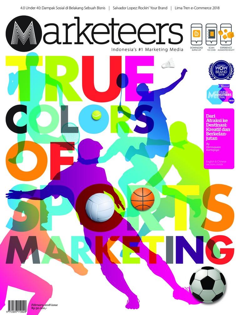 Marketeers Digital Magazine February 2018