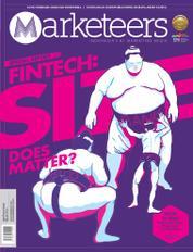 Cover Majalah Marketeers April 2017