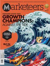 Marketeers Magazine Cover June 2017