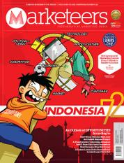 Marketeers Magazine Cover August 2017