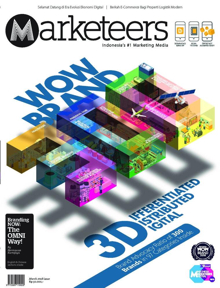Marketeers Digital Magazine March 2018