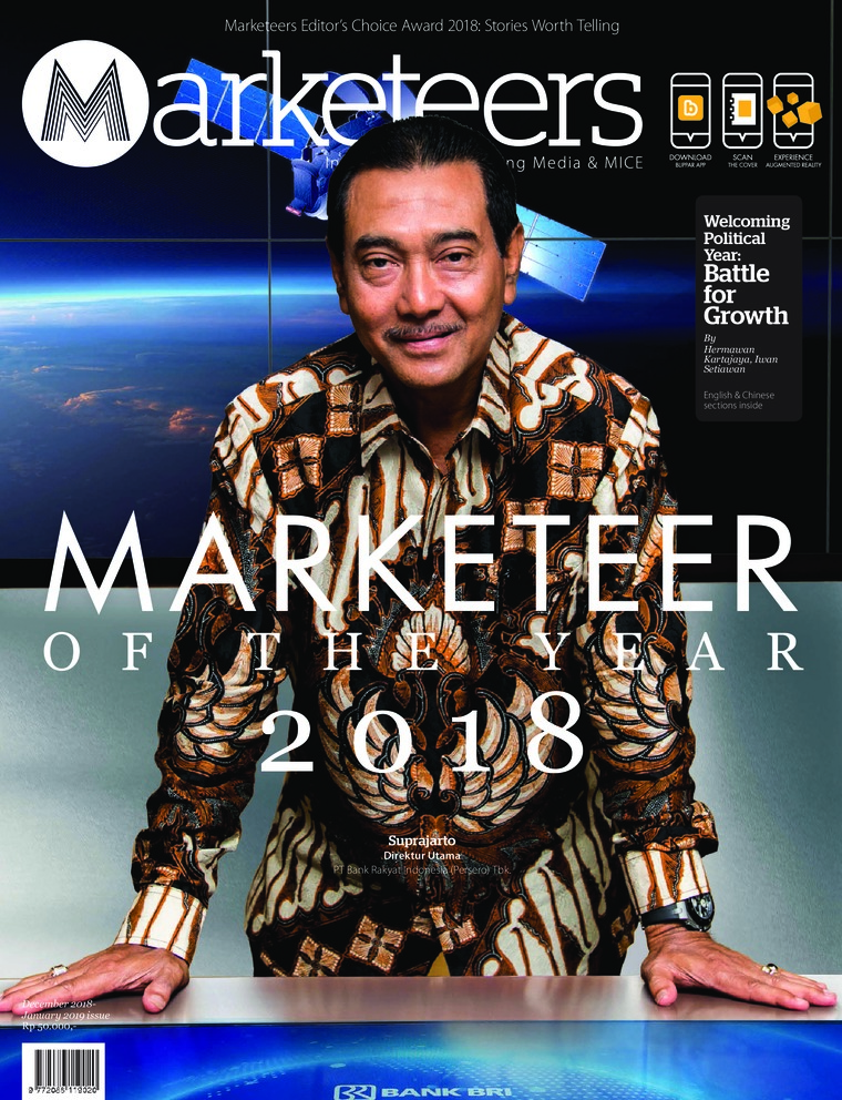 Majalah Digital Marketeers Desember-Januari 2019