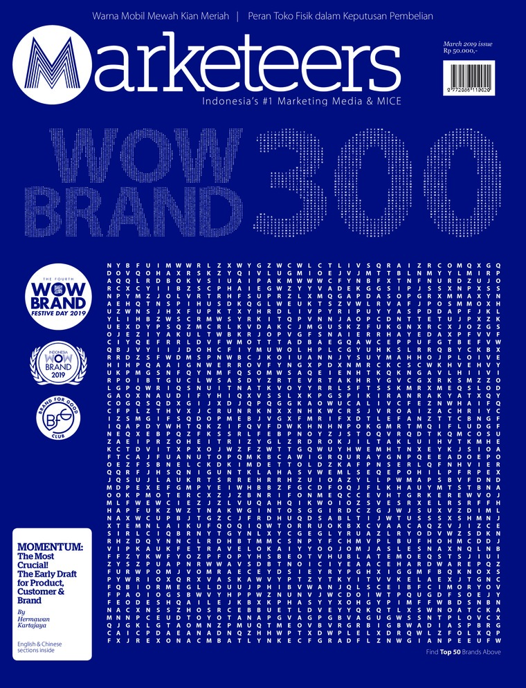 Marketeers Digital Magazine March 2019