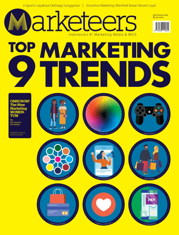 Marketeers Digital Magazine April 2019