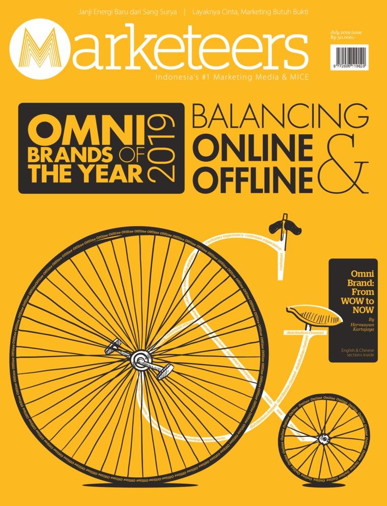 Majalah Digital Marketeers Juli 2019
