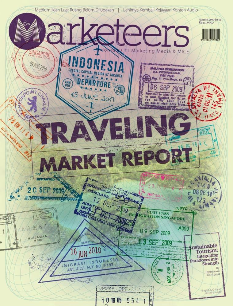 Majalah Digital Marketeers Agustus 2019