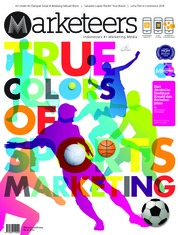 Marketeers Magazine Cover February 2018