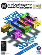 Marketeers Magazine Cover March 2018