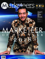Marketeers Magazine Cover December-January 2019