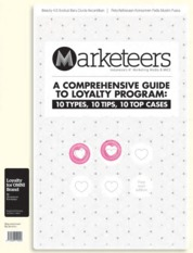 Marketeers Magazine Cover