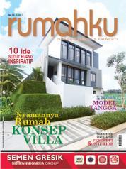 Cover Majalah RUMAHKU ED 130 Juni 2017