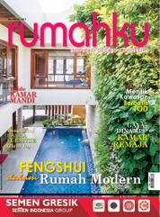 RUMAHKU Magazine Cover ED 132 August 2017
