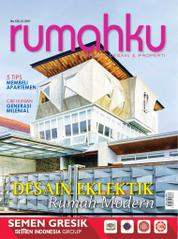 RUMAHKU Magazine Cover ED 135 October 2017