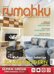 RUMAHKU Magazine Cover ED 136 November 2017