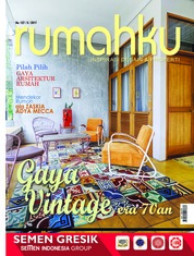 RUMAHKU Magazine Cover ED 137 December 2017