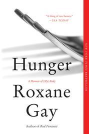 Cover Hunger oleh Roxane Gay