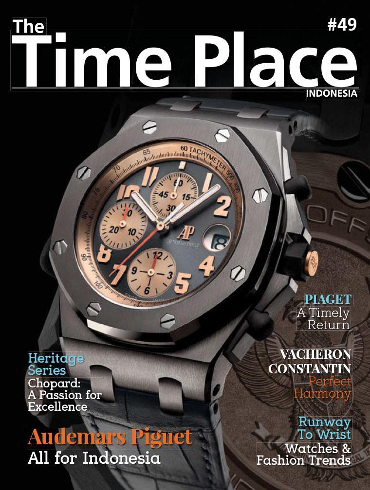 Majalah Digital The Time Place Indonesia ED 49 Agustus 2015