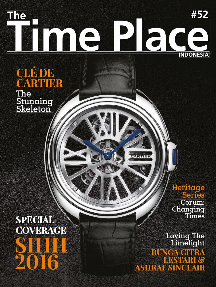The Time Place Indonesia Digital Magazine ED 52 2016