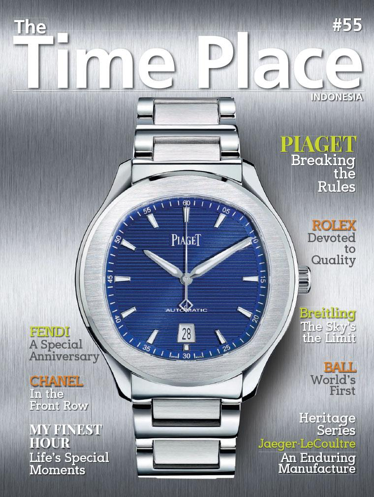 The Time Place Indonesia Digital Magazine ED 55 November 2016