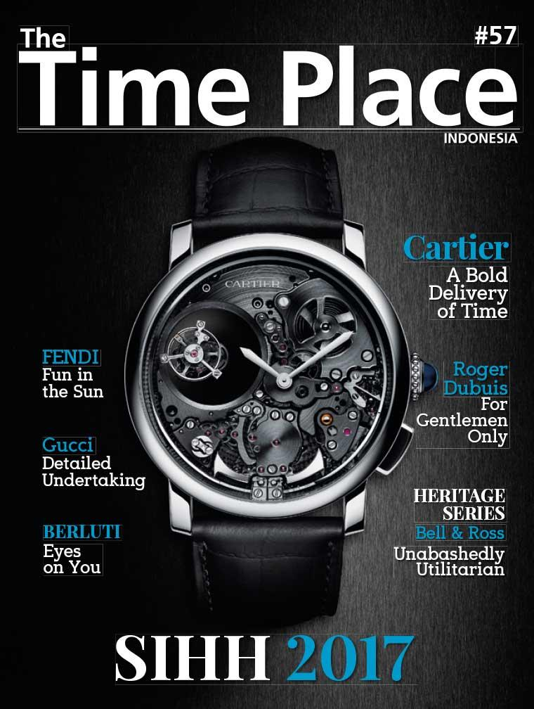 The Time Place Indonesia Digital Magazine ED 57 March 2017