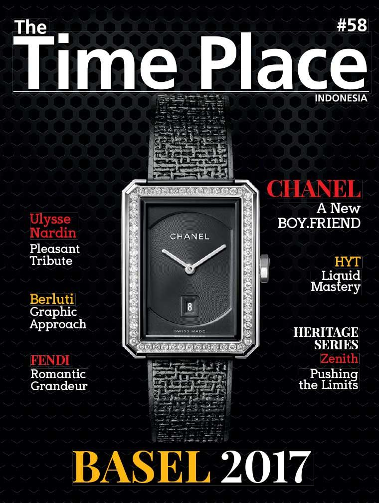 The Time Place Indonesia Digital Magazine ED 58 June 2017