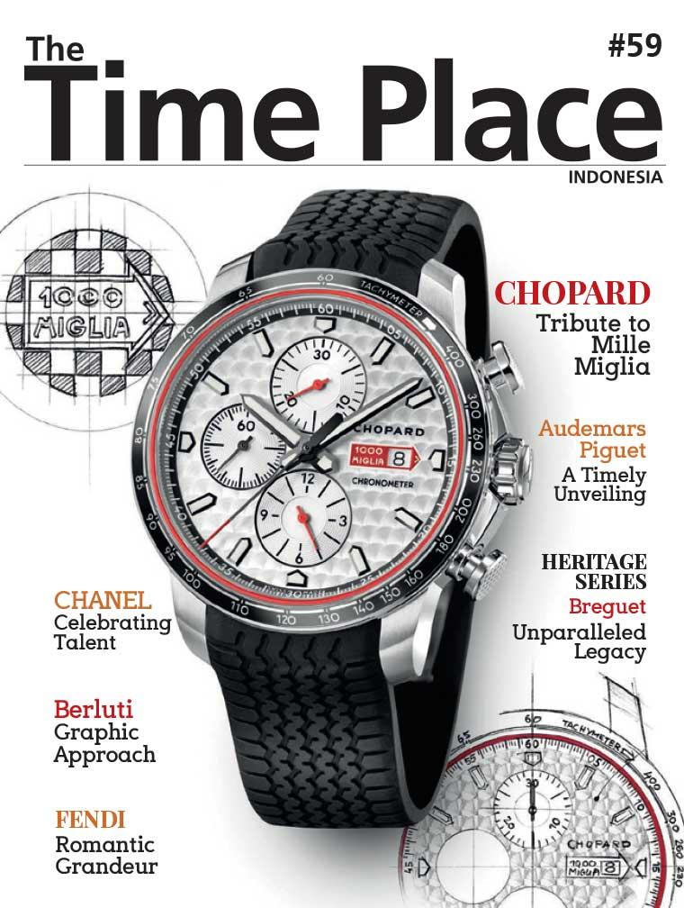 The Time Place Indonesia Digital Magazine ED 59 August 2017