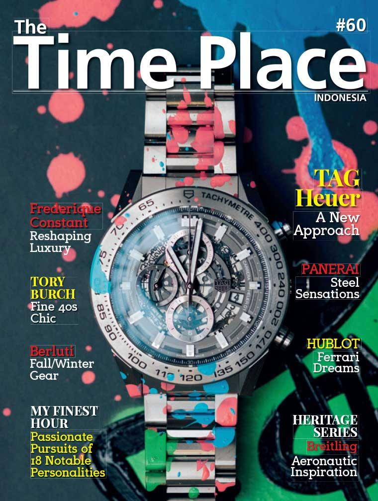 The Time Place Indonesia Digital Magazine ED 60 November 2017