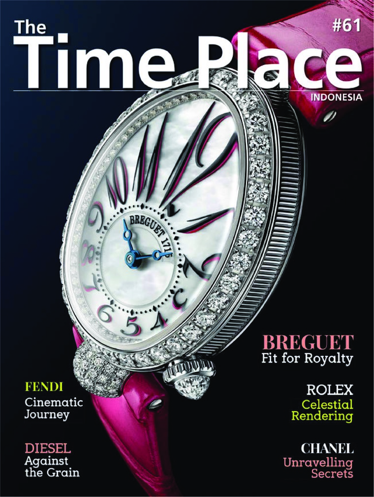 Majalah Digital The Time Place Indonesia ED 61 Februari 2018