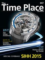 Cover Majalah The Time Place Indonesia ED 47