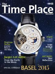 Cover Majalah The Time Place Indonesia ED 48
