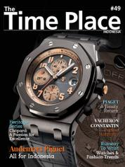 The Time Place Indonesia Magazine Cover ED 49 August 2015