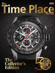 Cover Majalah The Time Place Indonesia ED 50 2016