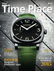Cover Majalah The Time Place Indonesia ED 51 2016