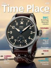 The Time Place Indonesia Magazine Cover ED 54 August 2016