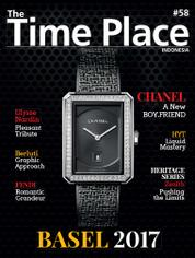 Cover Majalah The Time Place Indonesia ED 58 Juni 2017