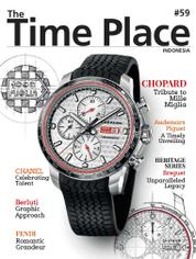 The Time Place Indonesia Magazine Cover ED 59 August 2017