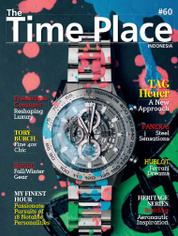 Cover Majalah The Time Place Indonesia ED 60 November 2017