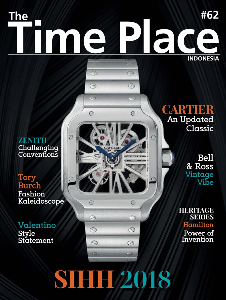 The Time Place Indonesia Digital Magazine ED 62 April 2018