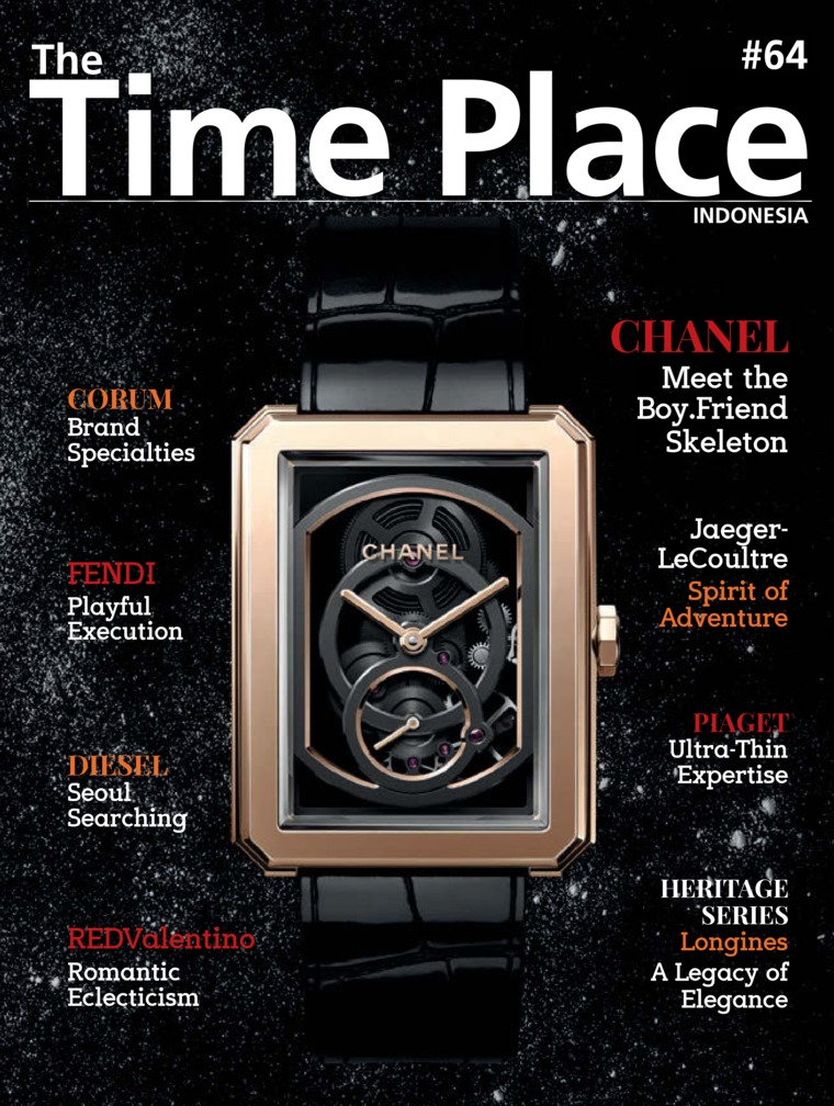 The Time Place Indonesia Digital Magazine ED 64 August 2018