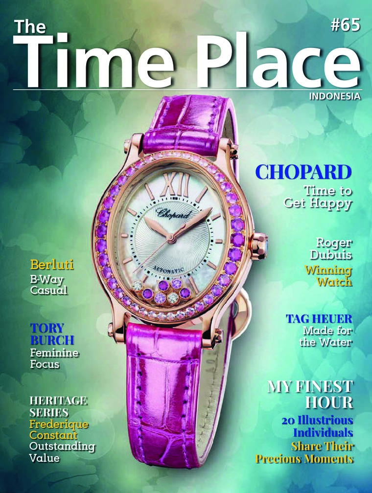 The Time Place Indonesia Digital Magazine ED 65 November 2018