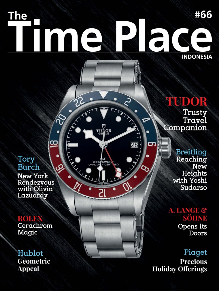The Time Place Indonesia Digital Magazine ED 66 December 2018
