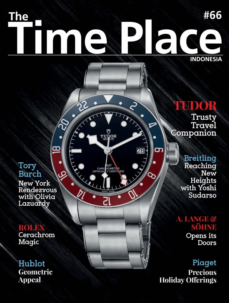 Majalah Digital The Time Place Indonesia ED 66 Desember 2018
