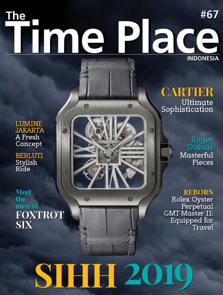 Majalah Digital The Time Place Indonesia ED 67 April 2019