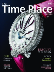 Cover Majalah The Time Place Indonesia ED 61 Februari 2018