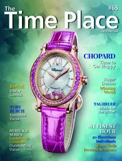 Cover Majalah The Time Place Indonesia ED 65 November 2018
