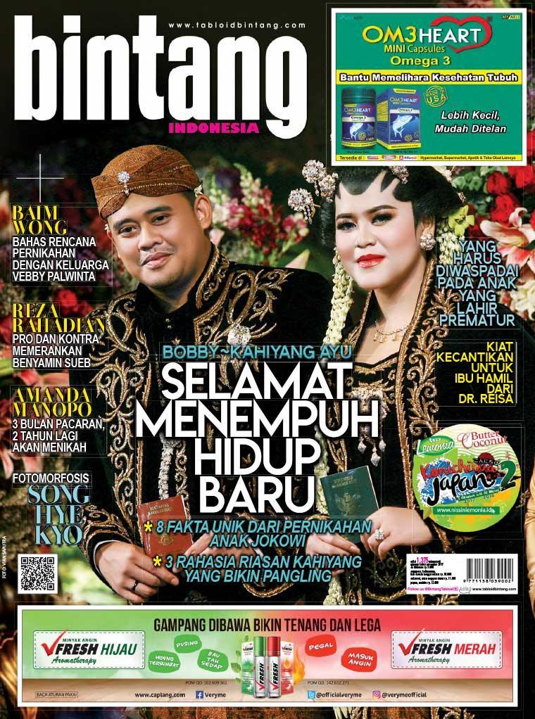 Majalah Digital bintang Indonesia ED 1375 November 2017