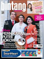 Bintang Indonesia Magazine Cover ED 1368 September 2017
