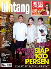 Bintang Indonesia Magazine Cover ED 1372 October 2017
