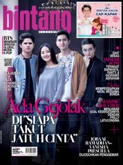 Bintang Indonesia Magazine Cover ED 1380 December 2017